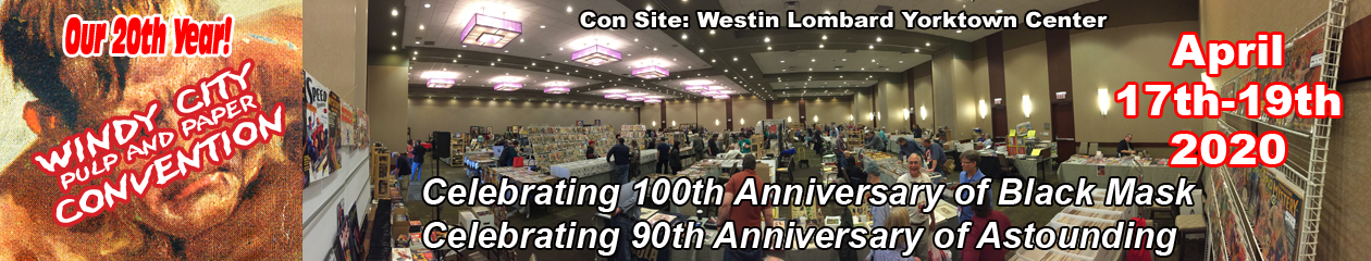 Windy City Pulp and Paper Convention, LLC